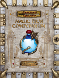 Premium Magic Item Compendium 3.5